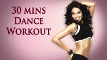 30 Mins Aerobic Dance Workout – Bipasha Basu Break free Full Routine – Full Body Workout