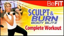 Denise Austin: Sculpt & Burn Body Blitz- Full Length Workout