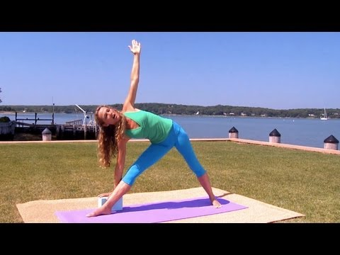 20 Minute Yoga Class: Standing Poses