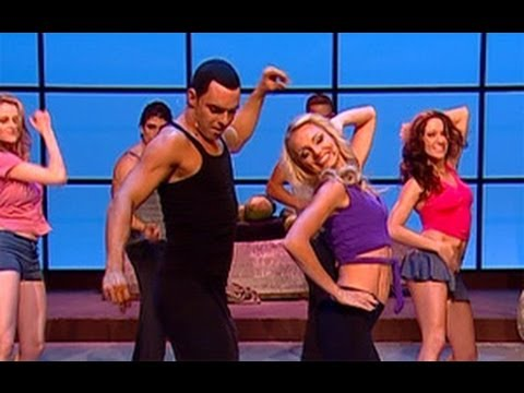 """Dirty Dancing """"Yes"""" Workout"""