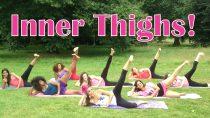 POP Pilates: Beginner Inner Thighs | Invade London