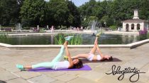 POP Pilates: Labor Day Workout (Beginners, Total Body) | Invade London