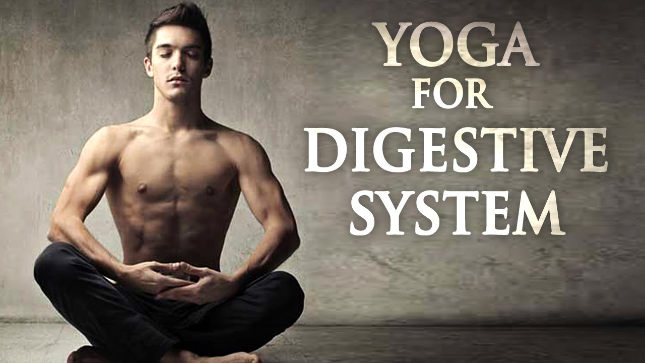 Yoga For Digestive System – The Various Asanas For Digestive System