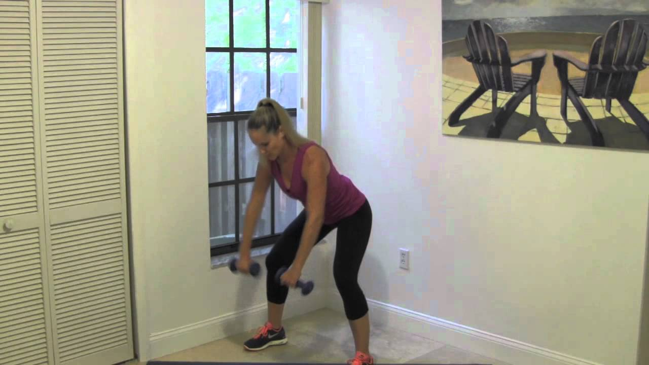 17 Minute Upper Body Meltdown: Lose Weight, Sculpt your arms, shoulders & back (Arms workout)