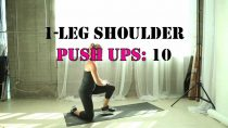 Abs, Arms – Arm Fat, Abs Exercises Free Full Length 10 Minute Workout Video