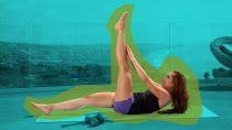 Abtacular Pilates Workout | Pilates Bootcamp With Cassey Ho