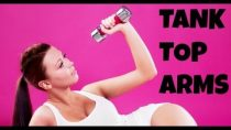 Arm Fat: Exercises to Get Rid of Arm Flab Fast – Tank Top Arms (upper body workout)