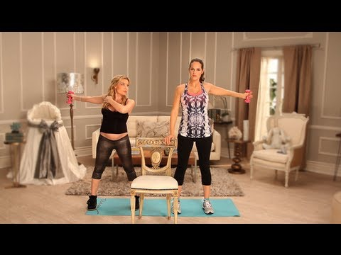 Workout For Pregnant Women: Tracy Anderson Moves For a Toned Butt