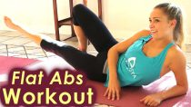 8 Minute Abs Ripper Workout 2 – Best Ab Exercises For Women & Men – Donnie