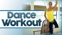Dance Workout for Beginners, Leg & Butt Workout, Great for Dancers! Cardio Barre Workout