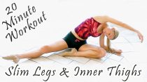 Lean Legs & Inner Thigh Clarity 20 Minute Workout & Stretches – Donnie Fitness