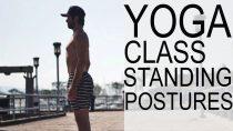 Standing Posture Yoga Class – Yoga With Tim Senesi