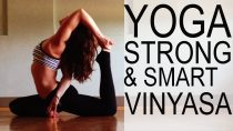 Strong & Smart Vinyasa Yoga With Tim Senesi