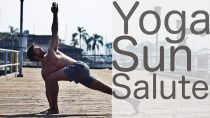 Sun Salutation Yoga – Yoga With Tim Senesi
