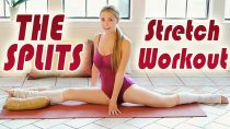 The Splits Stretch Routine – How To Do The Splits Flexibility Training Beginners Exercises Workout