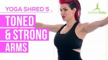 Toned & Strong Arms – Day 5 – 14 Day Yoga Shred Challenge