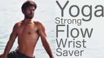 Yoga Core, Standing postures and Wrist Saver – Yoga With Tim Senesi