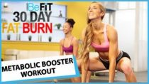 30 Day Fat Burn: Metabolic Booster Workout