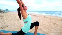 Beach Yoga with Karena – Tone It Up!