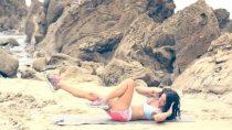 Bikini Abs Routine! BIKINI SERIES ☀