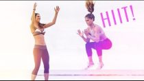 NEW HIIT WORKOUT! HIITy Bitty Bikini!
