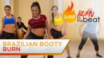 Brazilian Booty Burn Workout: Burn to the Beat- Keaira LaShae