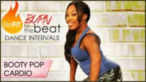 Burn to the Beat Dance Intervals: Booty Pop Cardio Dance Workout- Keaira LaShae