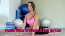 Dynamic Pilates 40 Minute Full Body Workout