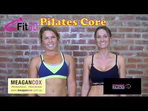 Pilates Core and Plyometric Leg Challenge