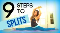 9 Steps to doing the Splits!
