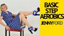 Basic Step Aerobics Fitness Cardio Beginner — Jenny Ford