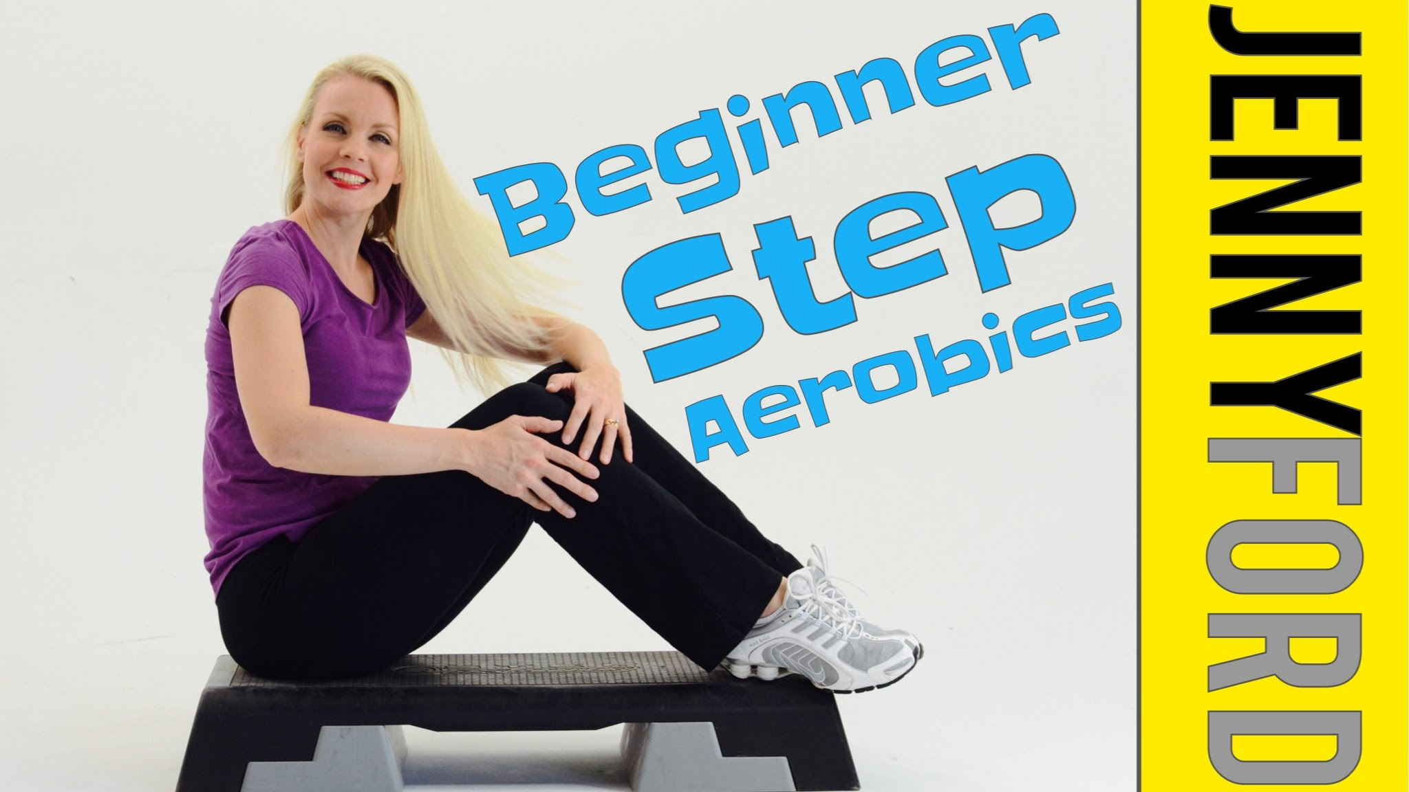 Beginner Step Aerobics – JENNY FORD