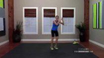 Cardio kickbox class with Dana – 30 Minutes