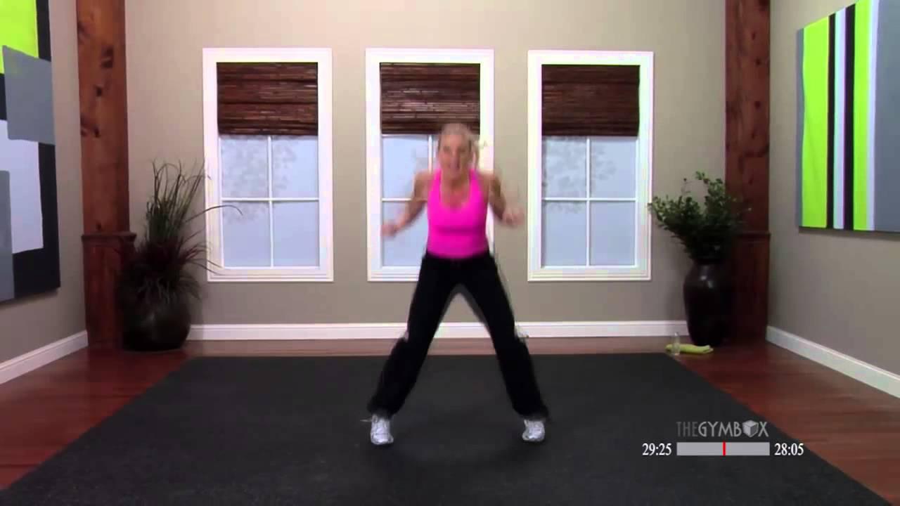 Cardio kickbox workout with Kaycee – 60 Minute Advanced