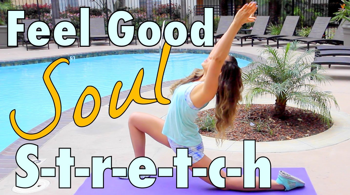 Feel Good Soul Stretches | Takeover Makeover 1