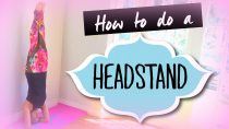 How to do a Headstand (for Beginners)