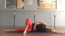 #MindBodyMat: day #2 – Pilates Legs