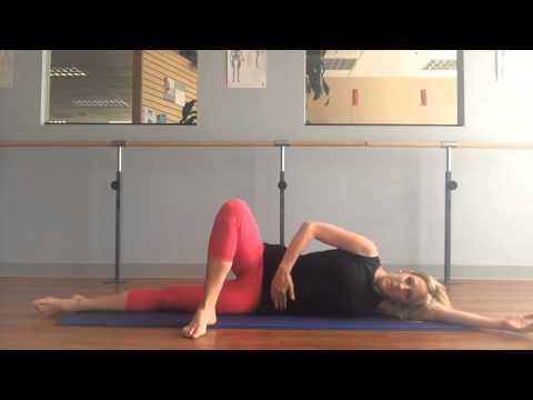 #MindBodyMat: day #2 – Pilates Legs