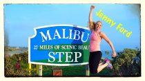 Step Aerobics Basic in Malibu- Jenny Ford