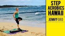 Step Aerobics in Hawaii — Jenny Ford