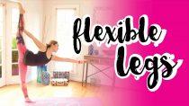 Stretching for Leg Flexibility! Swimsuit Slimdown Series