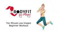 10 Minute Low Impact Beginner Workout