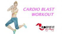 20 Minute Cardio Blast Workout