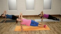 30-Minute Flat Belly Workout | Class FitSugar