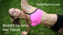 30 Minute Mat Pilates Core Workout for a Great Full Body Workout