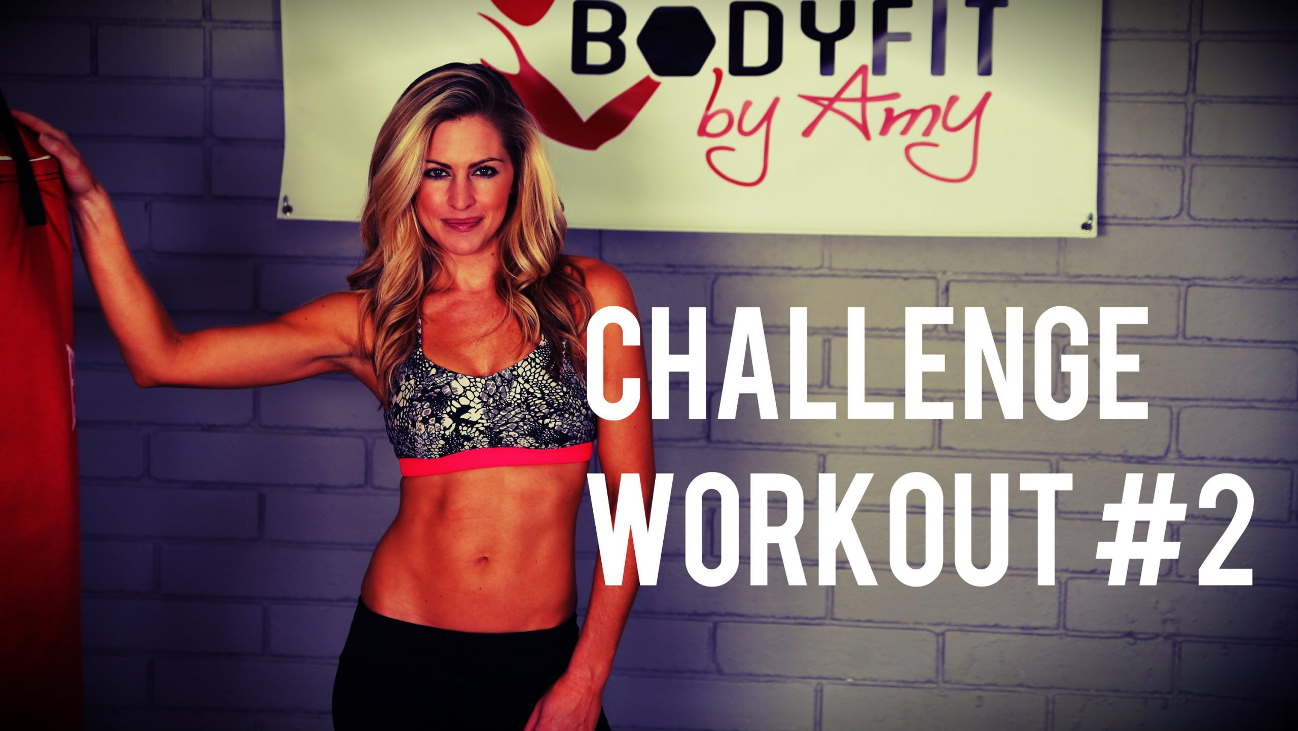 4 Week Challenge Workout — Total Body Workout with Dumbbells
