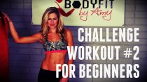 4WC Beginner Challenge Workout # 2