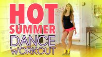 """Hot Summer"" POP Cardio Dance Workout"