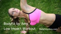 Low Impact Beginner Workout