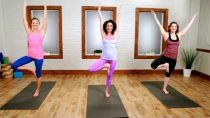 Yoga Workout For the Ultimate Bikini Body | Class FitSugar